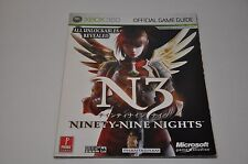 N3: Ninety-Nine Nights : Prima Official Game Guide