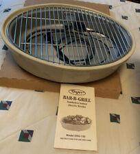 Dazey Electric Indoor Smokeless Countertop Grill, 1100 Watts, Model DSG-130