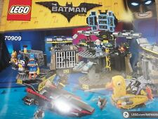 LEGO ® Super Heroes Set 70909 DC  Batman Bat Cave TOP mit BA