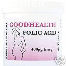 Folic acid 180 Tablets (6 Months Supply)