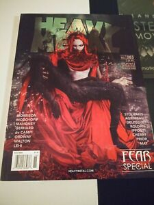 Heavy Metal magazie #283 A 2016 Fear Special Stoupakis Gerhard Prior Series