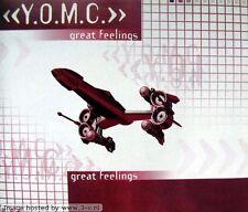 Y.O.M.C. Great feelings (#zyx8656) [Maxi-CD]