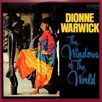 *NEW* CD Album Dionne Warwick - Windows Of The World (Mini LP Style Card Case)