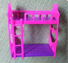 1 Set Barbie Beds With Ladder Bedroom Furniture HU