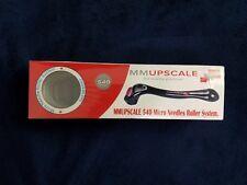 Derma roller 540 disk needle skin roller system .25mm purple MMUPSCALE Brand