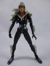 Figurine MARVEL LEGENDS - BLACK CAT - TOY BIZ 2004 Loose