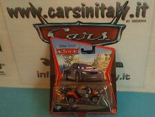Max Schnell - Cars 2 Disney Pixar Serie EUROPA  blister # 21 Mattel scala 1-55
