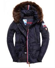 Womens Superdry Canadian Ski Parka Jacket Coat rrp £180
