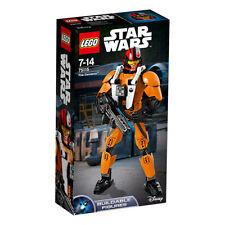 Building Star Wars LEGO Complete Sets & Packs