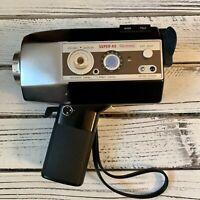 Vintage Yashica Super 40K 8 Super Movie Camera