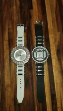 2 Techno Pave Men's Watches