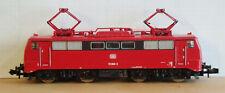 Locomotive MINITRIX N - Electrique BB 111 068-3 de la DB - Ref 12932 - TBE