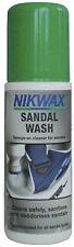 [55,60 €/ Liter] Nikwax Sandal Wash 125ml Sandalenreinigung Reinigung Pflege