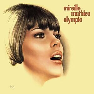 MATHIEU, MIREILLE-LIVE OLYMPIA 67 / 69 CD NEW