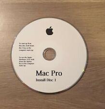 Apple Mac Pro MacPro5,1 Mid-2010, OS X 10.6.4 Install Snow Leopard DVD (6744)