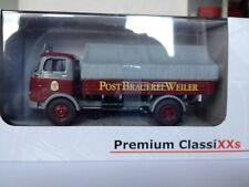 Premium Classixxs 1:43 Mercedes Benz LP911 Postbrauerei 12155