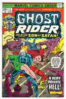 GHOST RIDER #17, VF/NM, Son of Satan,Hell, Movie, 1973, more GR's in our store