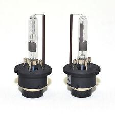 D2R HID Xenon Bulb 2 Replacement Bulbs Headlights Renault Laguna 01 - 04