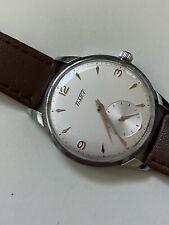 Vintage Tissot Manual Winding Mechanical Watch