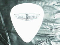 The DOOBIE BROTHERS Logo Singer PAT SIMMONS Signature Concert Tour GUITAR PICK