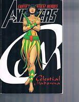 Avengers: Celestial Madonna by Thomas, Buscema, Cockrum Tuska Heck TPB 2002