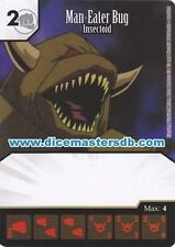 Man-Eater Bug Insectoid #030 - Yu-Gi-Oh! - Dice Masters