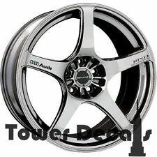 5x - Audi A3 A4 A5 A6 A7 A8 TT, S4-8 Quattro Wheels Rim Vinyl Decal Accessory