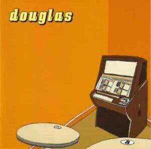 DOUGLAS douglas self titled (CD album, 18 track compilation) pop punk, emo, punk
