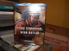 Bear Grylls - Sahara, Patagonia And Bear Eats (DVD, 2011, 3-Disc Set)