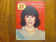 Jan-1981 Chicago Tribune TV Week Magazine(DIANA CANOVA/PREMIERE OF FLAMINGO ROAD