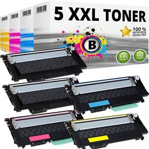5x XL Toner für Samsung Xpress C430 C430W C480 C480FN C480FW C480W Patronen Set