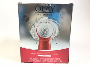 Olay Regenerist Facial Cleansing Brush New (Slightly Distressed Box) C10 E