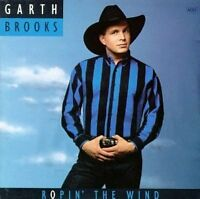 Garth Brooks Ropin' the wind (1991, US) [CD]
