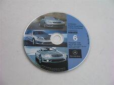 MERCEDES NAVIGATION DVD CD COMAND DISC # 6 OHIO VALLEY USA RELEASE 1/08