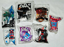 Happy Meal Toy McDonalds Wendys Transformers Batman Pussy Boots Skylanders Lot