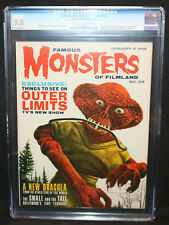Famous Monsters of Filmland #26 - The Outer Limits Cover - Cgc Grade 9.0 - 1964