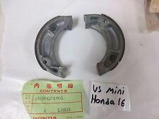 Honda 82-83 NU50M 83-84 CR80R 88-91 XR100R NLA Brake Shoes 43120-GC4-005
