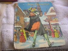 A Christmas Carol Charles Dickens 1961