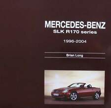 BOEK/LIVRE : MERCEDES BENZ SLK R170 SERIE 1996 - 2004 (cabrio,sport,collection