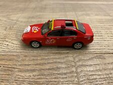 Norev 1/43 Alfa Romeo166 Directeur général red Caravane du Tour de France n°43