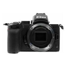 Nikon Z 50 schwarz -Digitalkamera- Wie Neu!