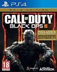 CALL OF DUTY BLACK OPS 3 Oro Edición (PS4) NUEVO PRECINTADO PLAYSTATION 4