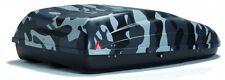 BOX AUTO DA TETTO UNIVERSALE 400 HELIOS 144X86X37 LIMITED EDITION MILITARE