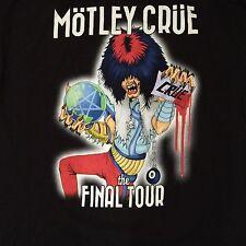 2014 Motley Crue Concert Tour Shirt Rare Shout At The Devil Graphics