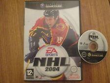 NHL 2004 ~~ Jeu Gamecube/WII Sans Notice