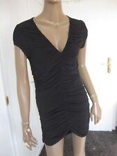 Rene Lezard tolles Kleid S/36 schwarz Das kleine Schwarze/ Abendkleid,Partykleid