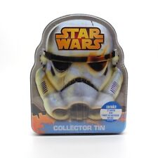 Star Wars Force Attax Sammelbox Collector Tin Sammelkarten Neu OVP