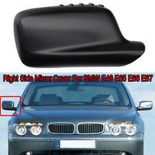 Door Mirror Cover Cap Right 51167074236 fit for BMW E46 E65 E66 330Ci 745i