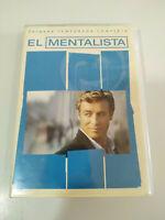 El Mentalismo Prima Stagione Completa - 6 X DVD Spagnolo Inglese