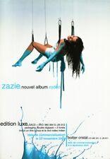 ZAZIE 'RODEO' / PLAN MEDIA + CD PROMO
